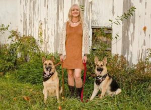 Char, a Revenge Porn Victim, and her Dogs